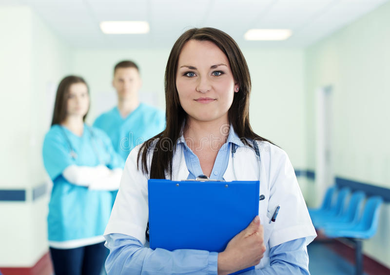 Γιατροί στοκ εικόνα