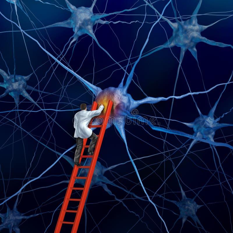 Γιατρός εγκεφάλου απεικόνιση αποθεμάτων