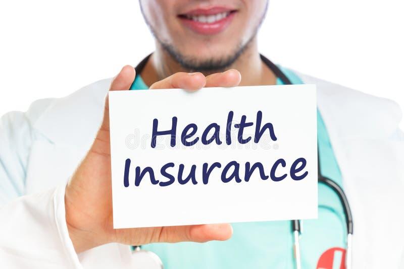 Γιατρών υγείας ανεπαρκής ασθένεια έννοιας ασφάλειας ιατρική υγιής στοκ εικόνες με δικαίωμα ελεύθερης χρήσης