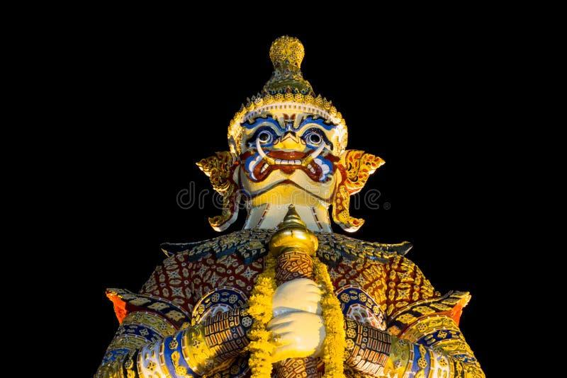 Γιγαντιαίο άγαλμα της Ταϊλάνδης στοκ φωτογραφία