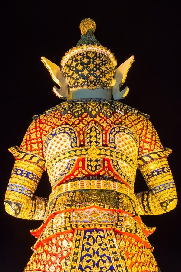 Γιγαντιαίο άγαλμα της Ταϊλάνδης στοκ εικόνες