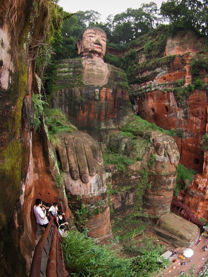 Γιγαντιαίο Budha στοκ εικόνα