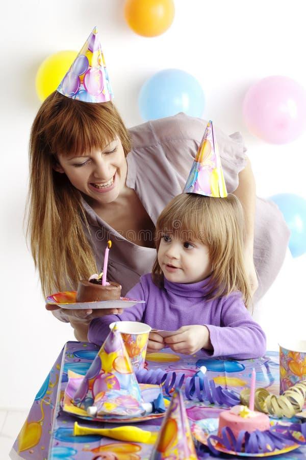 γιορτή γενεθλίων στοκ φωτογραφία