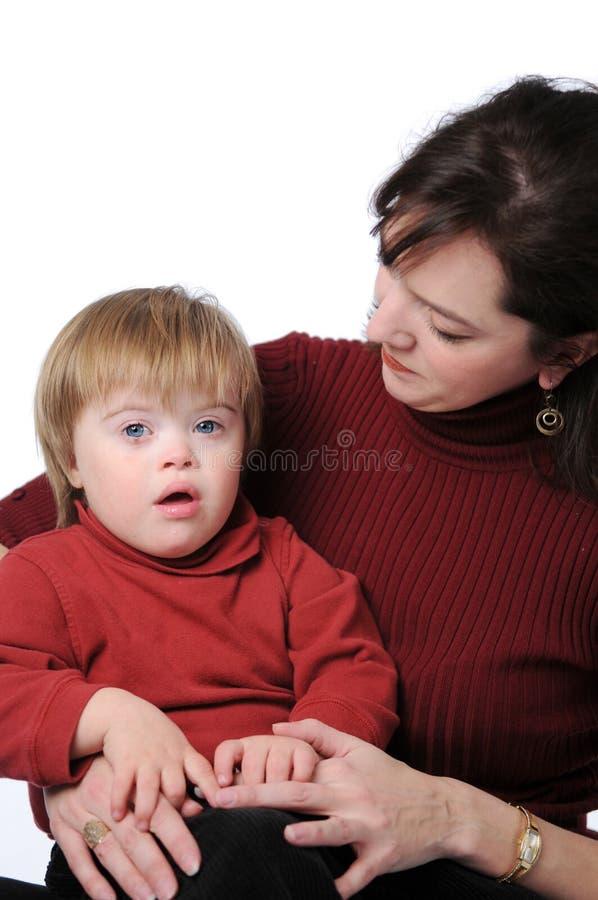 γιος μητέρων στοκ φωτογραφίες