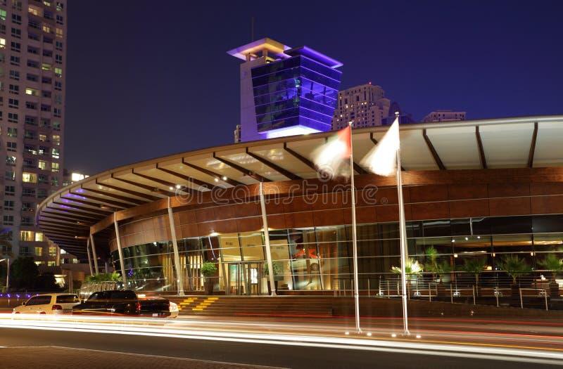 γιοτ μαρινών του Ντουμπάι &la στοκ φωτογραφίες με δικαίωμα ελεύθερης χρήσης