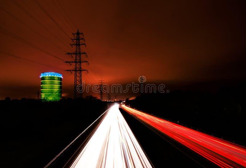 γκαζόμετρο Ομπερχάουσ&epsilo στοκ εικόνες με δικαίωμα ελεύθερης χρήσης