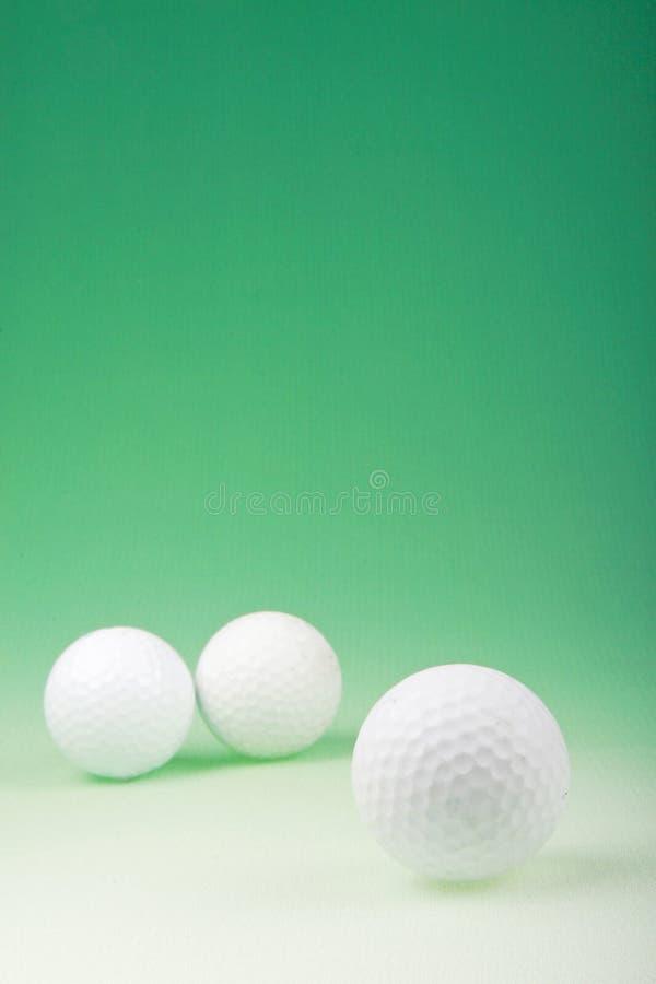 γκολφ σφαιρών στοκ εικόνες με δικαίωμα ελεύθερης χρήσης