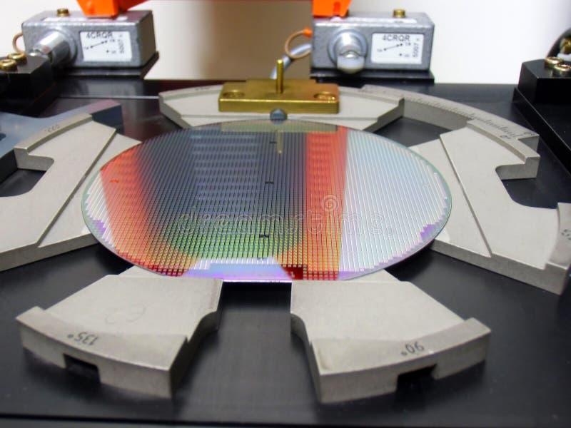 Γκοφρέτα σιλικόνης σε έναν δίσκο στοκ φωτογραφία με δικαίωμα ελεύθερης χρήσης