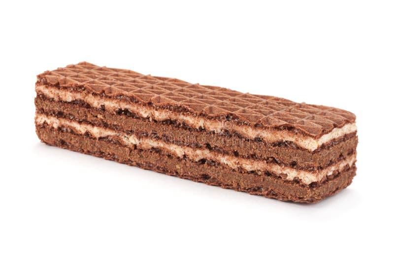 Γκοφρέτες γλυκιάς σοκολάτας στοκ φωτογραφίες με δικαίωμα ελεύθερης χρήσης