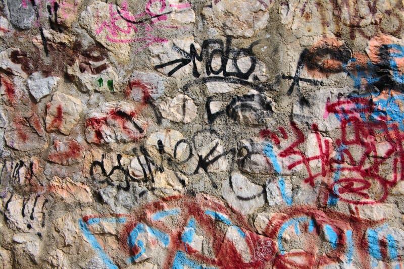 γκράφιτι πόλεων στοκ εικόνες