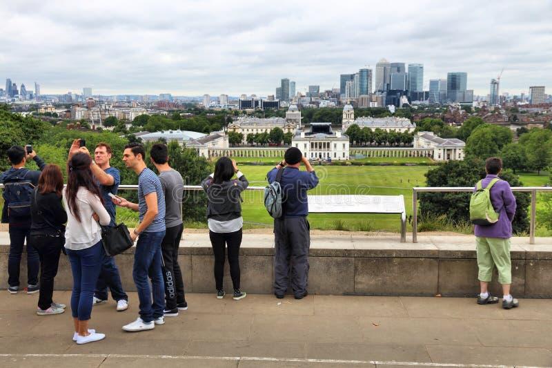 Γκρήνουιτς, Λονδίνο στοκ φωτογραφίες με δικαίωμα ελεύθερης χρήσης