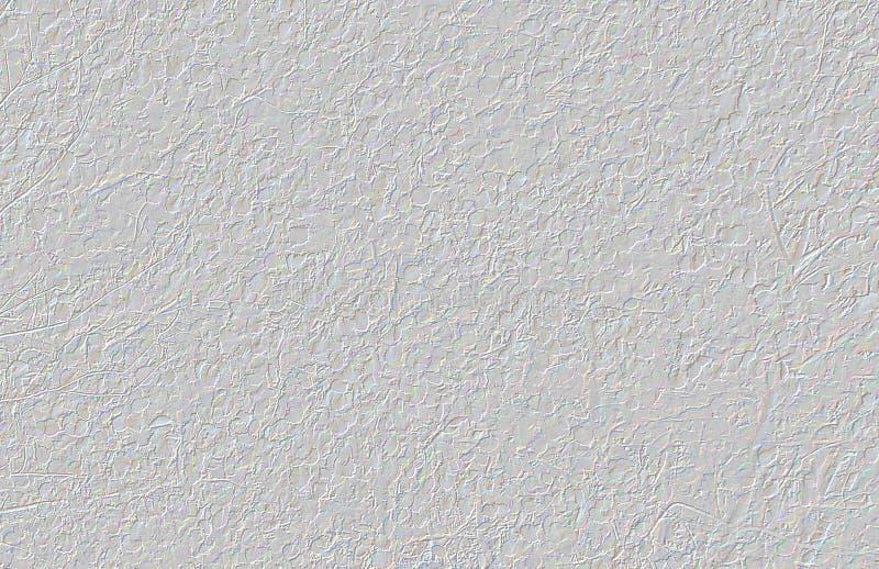 Γκρίζα εικόνα τοίχων ανακούφισης στόκων Άσπρη σύσταση ανακούφισης στοκ φωτογραφίες με δικαίωμα ελεύθερης χρήσης