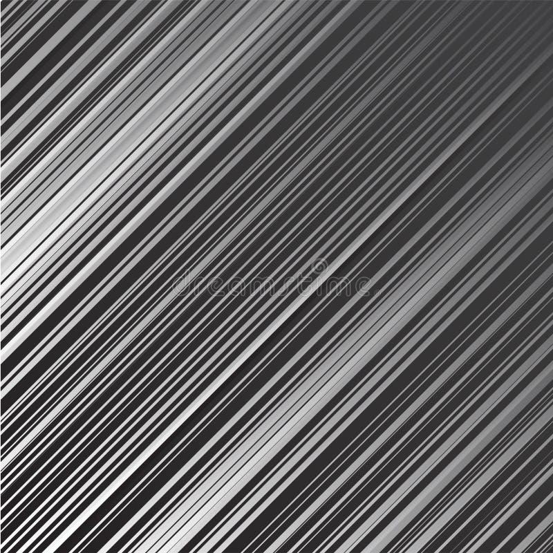 γκρίζα κίνηση θαμπάδων διανυσματική απεικόνιση