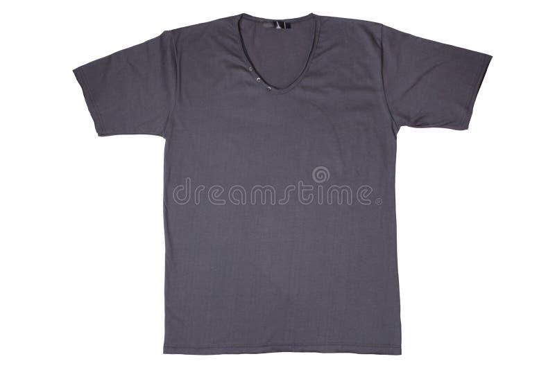 Γκρίζα μπλούζα στοκ εικόνα με δικαίωμα ελεύθερης χρήσης