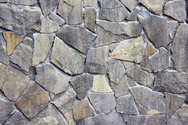 Γκρίζοι τοίχοι πετρών στοκ φωτογραφίες με δικαίωμα ελεύθερης χρήσης