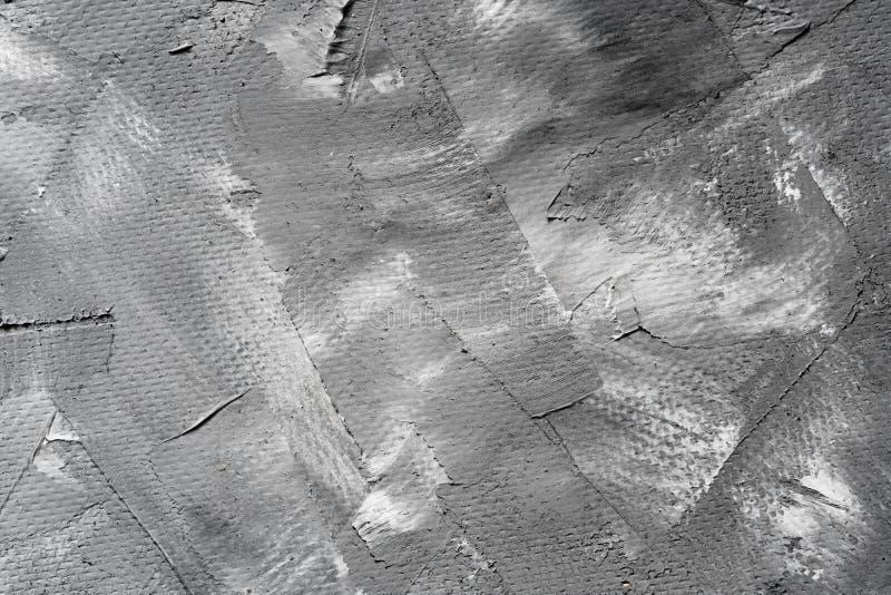 Γκρίζος διακοσμητικός ενετικός στόκος σύστασης για τα υπόβαθρα στοκ εικόνα