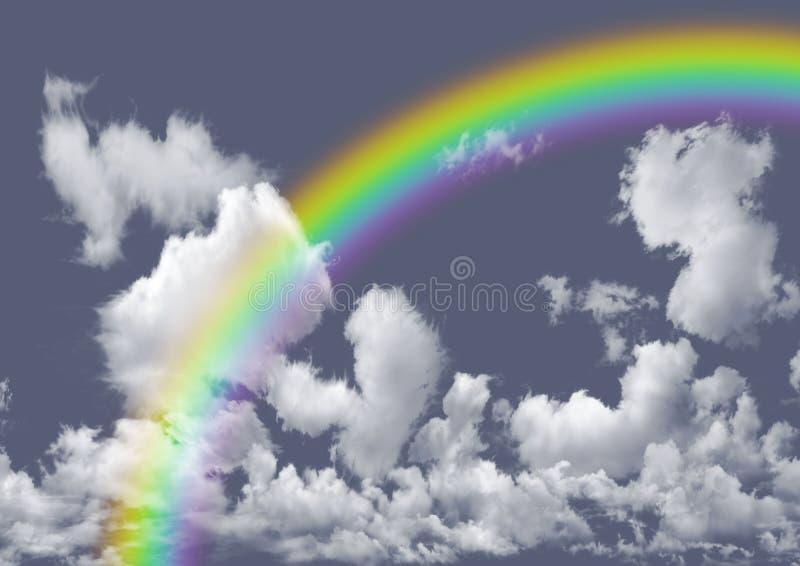 γκρίζος ουρανός ουράνιω& στοκ εικόνες με δικαίωμα ελεύθερης χρήσης
