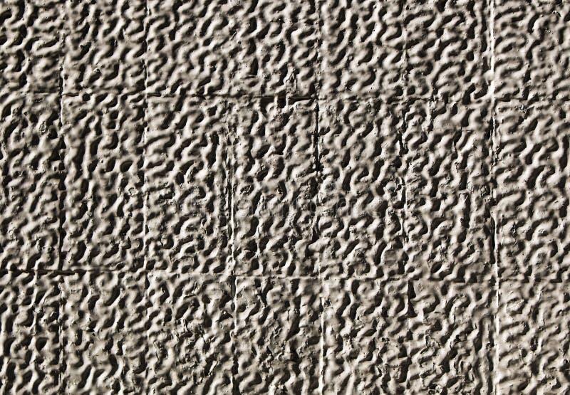γκρίζος τελειώστε την αφηρημένη σύσταση κεραμιδιών τοίχων στοκ εικόνα με δικαίωμα ελεύθερης χρήσης