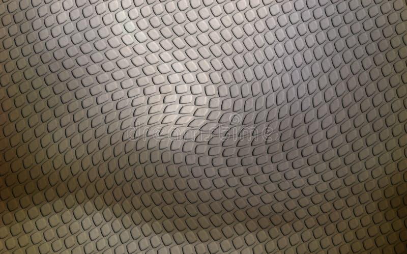 γκρίζο δέρμα σαυρών στοκ εικόνα με δικαίωμα ελεύθερης χρήσης