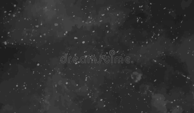Γκρίζο διαστημικό υπόβαθρο διανυσματική απεικόνιση