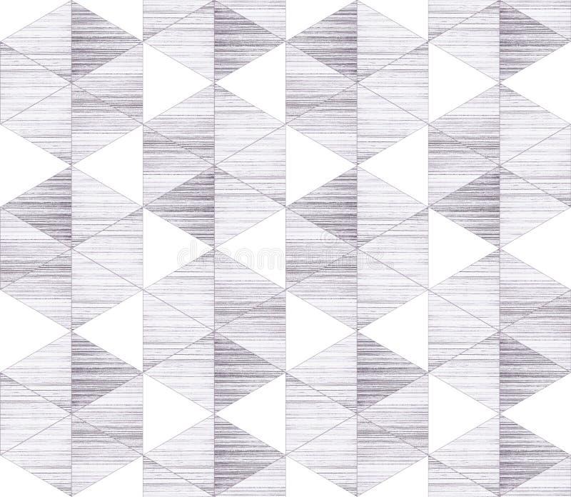 Γκρίζο και άσπρο polygonal υπόβαθρο ελεύθερη απεικόνιση δικαιώματος