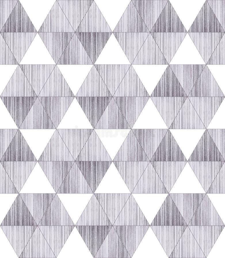 Γκρίζο και άσπρο polygonal υπόβαθρο διανυσματική απεικόνιση