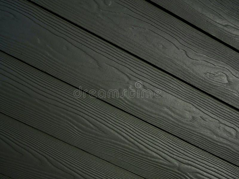 Γκρίζο μαύρο διαγώνιο ξύλινο υπόβαθρο σχεδίων στοκ φωτογραφίες με δικαίωμα ελεύθερης χρήσης