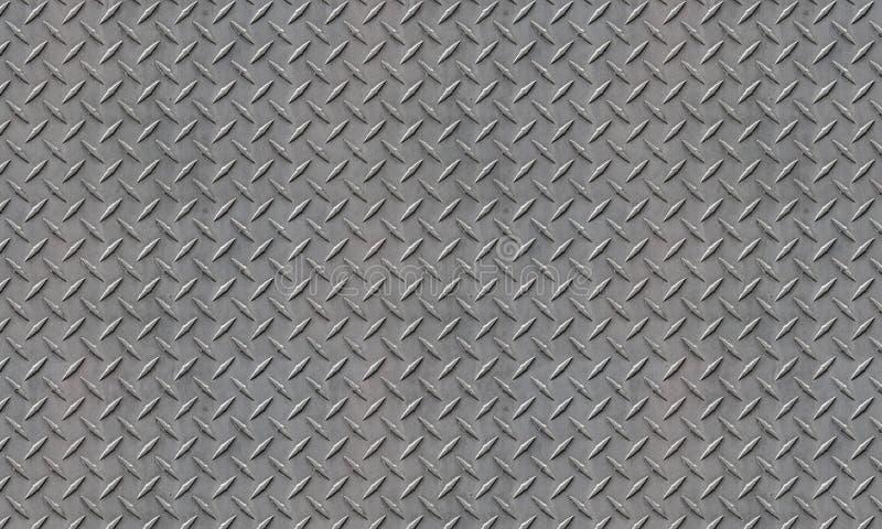 Γκρίζο πιάτο διαμαντιών στοκ φωτογραφία με δικαίωμα ελεύθερης χρήσης