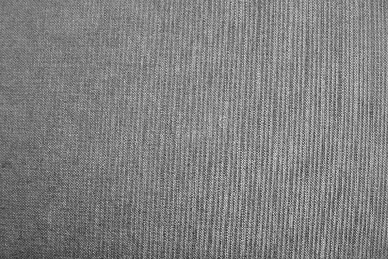 Γκρίζο υπόβαθρο σύστασης υφάσματος στοκ φωτογραφία με δικαίωμα ελεύθερης χρήσης