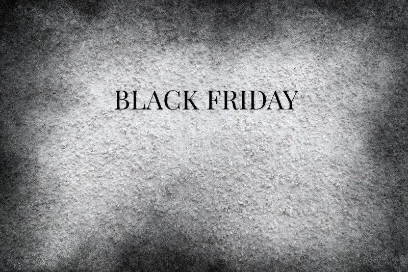 Γκρι δομικό φόντο με μαύρο ρετρό βινιέτα στοκ φωτογραφίες με δικαίωμα ελεύθερης χρήσης