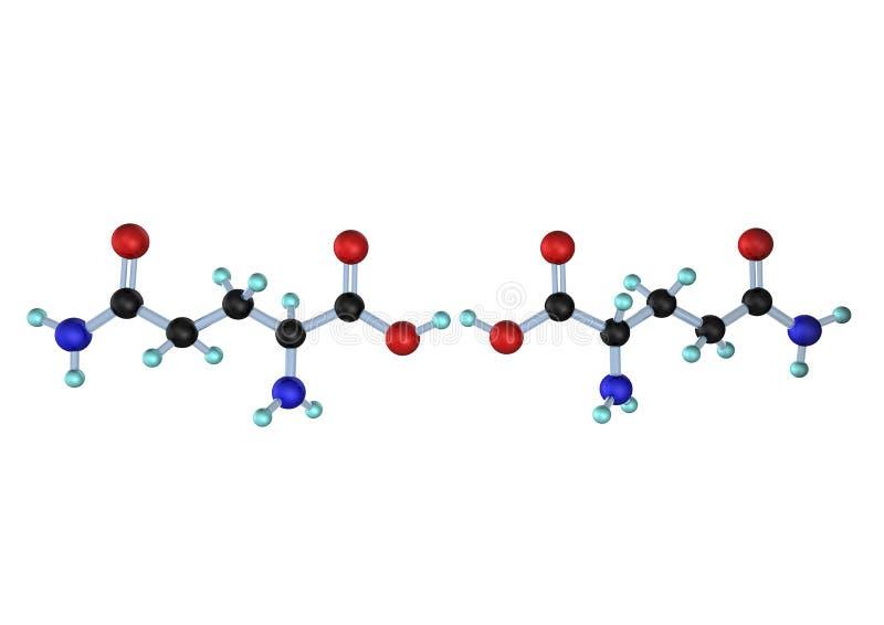 γλουταμίνη απεικόνιση αποθεμάτων