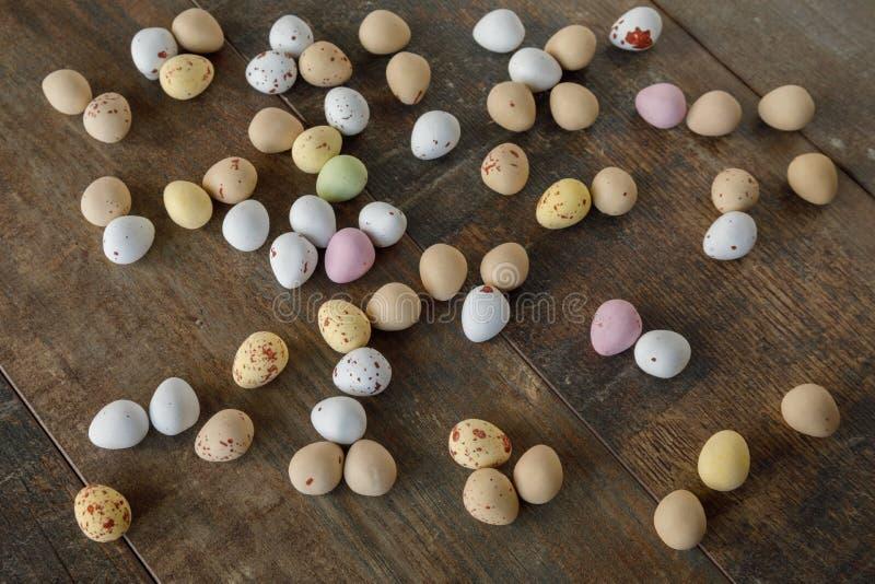 Γλυκά αυγών Πάσχας στοκ εικόνα