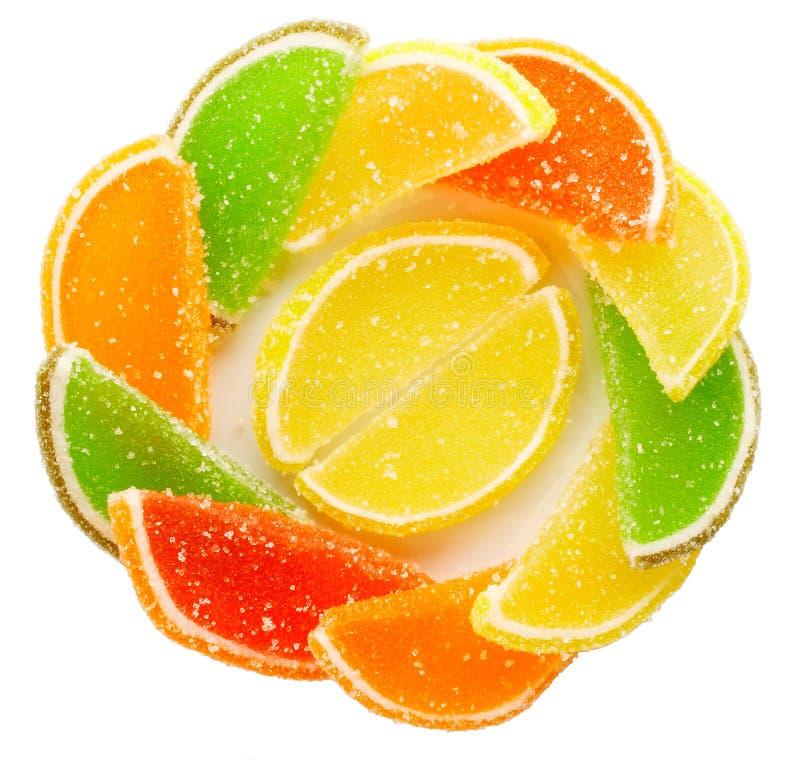 γλυκά ζάχαρης στοκ εικόνες