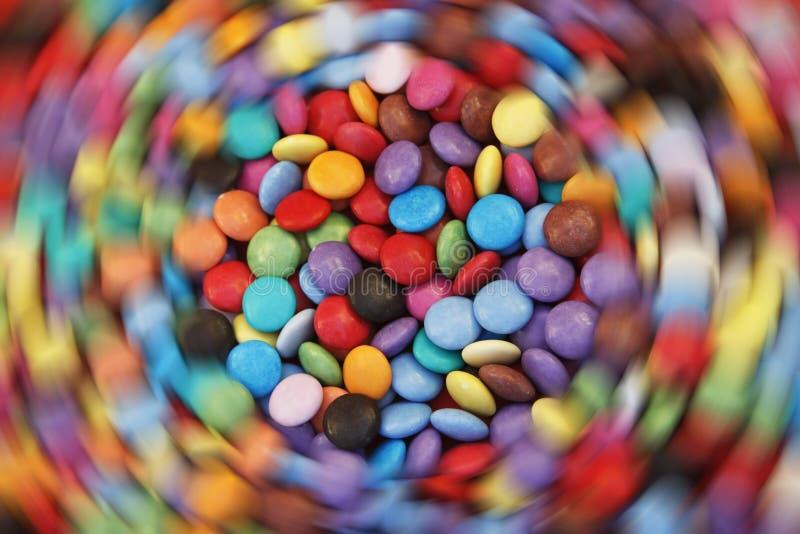 γλυκά καραμελών στοκ εικόνα