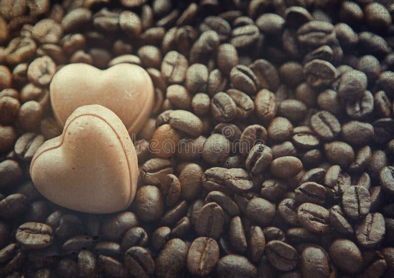 γλυκά καρδιών σοκολάτας στοκ φωτογραφία με δικαίωμα ελεύθερης χρήσης
