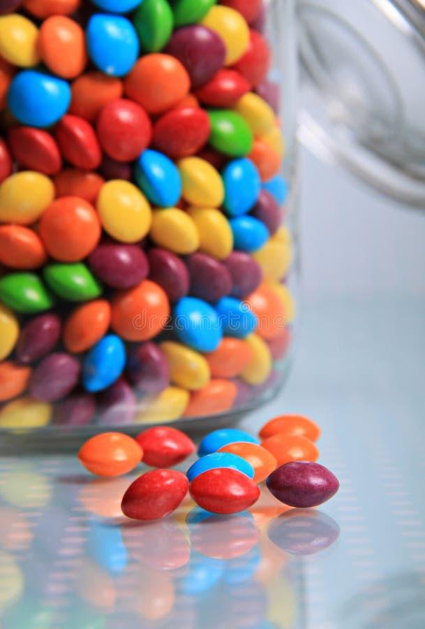 γλυκά μικροσκοπικά στοκ εικόνες