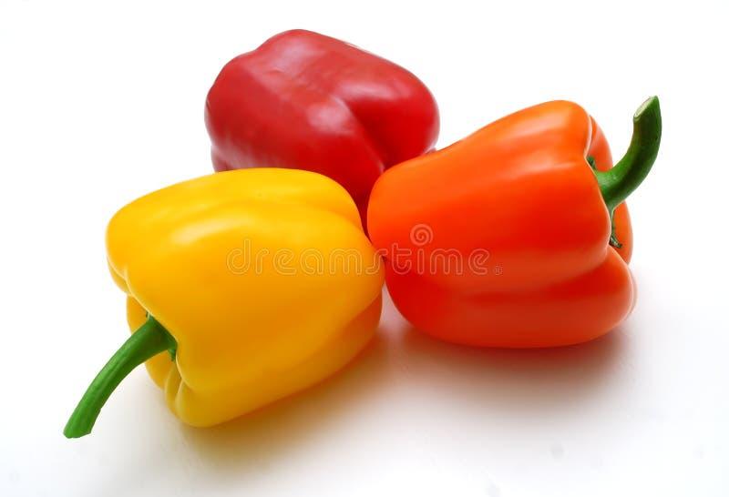 Γλυκά πιπέρια στοκ φωτογραφίες