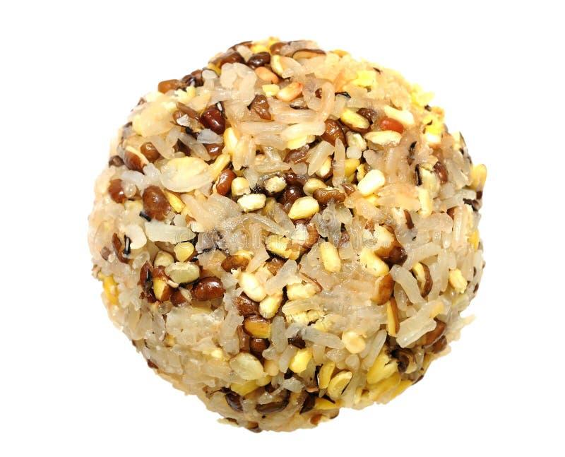 Γλυκός και κολλώδης ατμός ρυζιού στοκ φωτογραφία με δικαίωμα ελεύθερης χρήσης