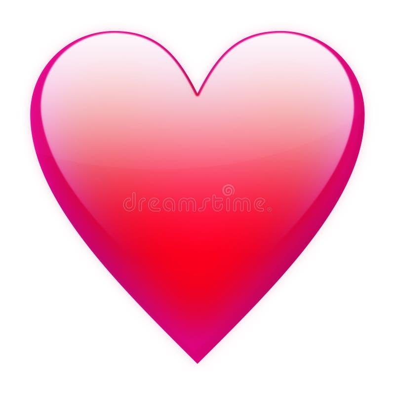 γλυκό καρδιών διανυσματική απεικόνιση