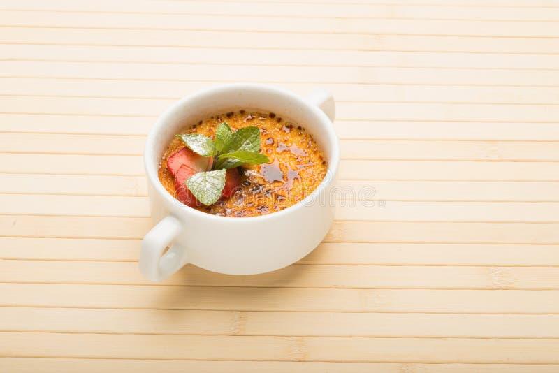 Γλυκό πιάτο στοκ φωτογραφίες με δικαίωμα ελεύθερης χρήσης