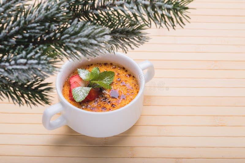 Γλυκό πιάτο στοκ φωτογραφία με δικαίωμα ελεύθερης χρήσης