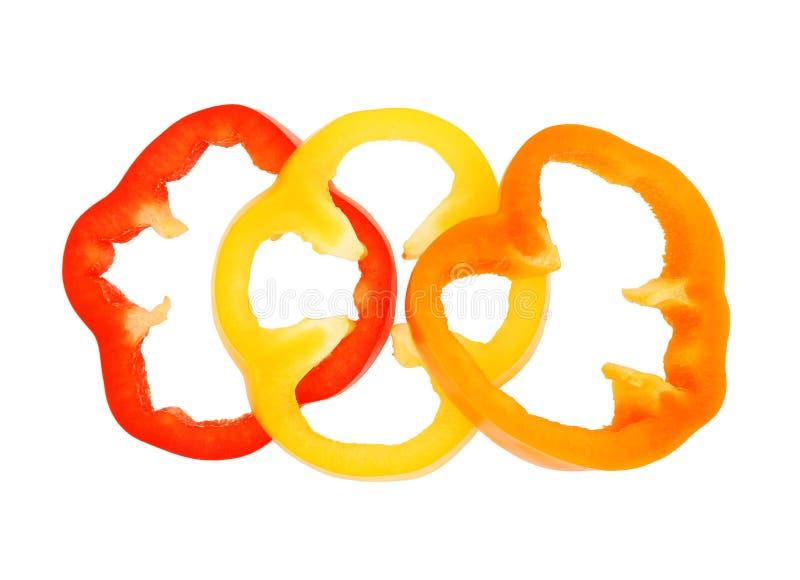 γλυκό πιπεριών στοκ εικόνα με δικαίωμα ελεύθερης χρήσης