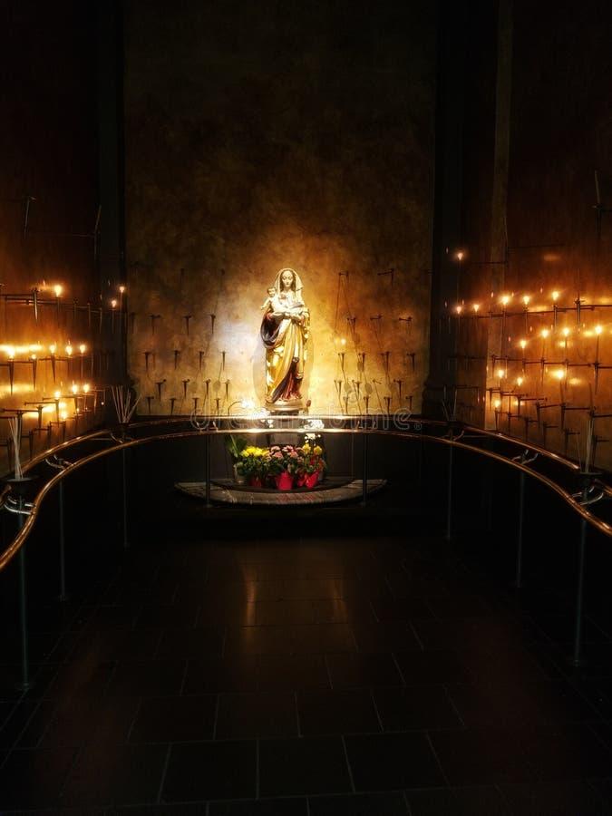 Γλυπτό εκκλησιών στοκ φωτογραφίες με δικαίωμα ελεύθερης χρήσης