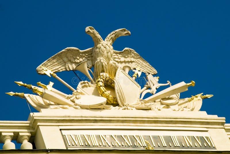 γλυπτό παλατιών schoenbrunn στοκ φωτογραφία με δικαίωμα ελεύθερης χρήσης