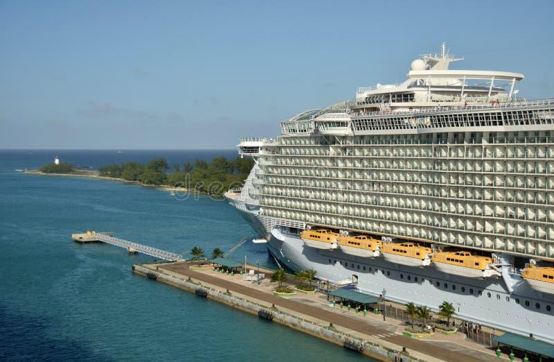 Γοητεία του θάλασσες σε Nassau στοκ φωτογραφίες με δικαίωμα ελεύθερης χρήσης