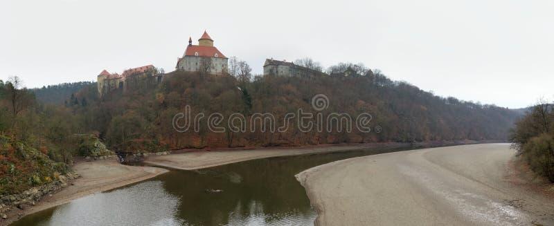 Download Γοτθικό κάστρο Veveri κοντά στο Μπρνο Στοκ Εικόνα - εικόνα από γοτθικός, μεσαιωνικός: 62700333
