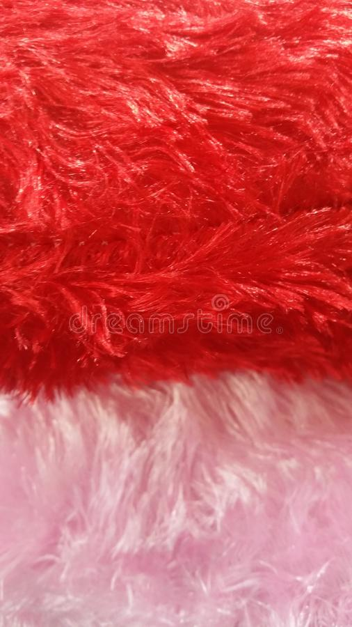 Γούνα με τα συμπαθητικά διαφορετικά χρώματα στοκ εικόνα με δικαίωμα ελεύθερης χρήσης
