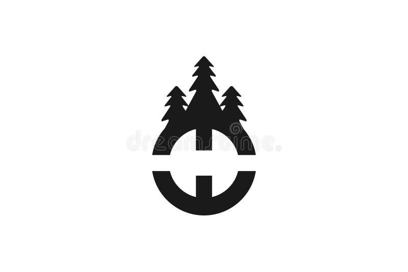 γράμμα Χ και ξύλινη έμπνευση σχεδίων λογότυπων κοπτών που απομονώνεται στο άσπρο υπόβαθρο διανυσματική απεικόνιση