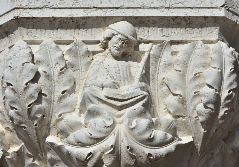 Γράψιμο στους Μεσαίωνες στοκ φωτογραφίες με δικαίωμα ελεύθερης χρήσης