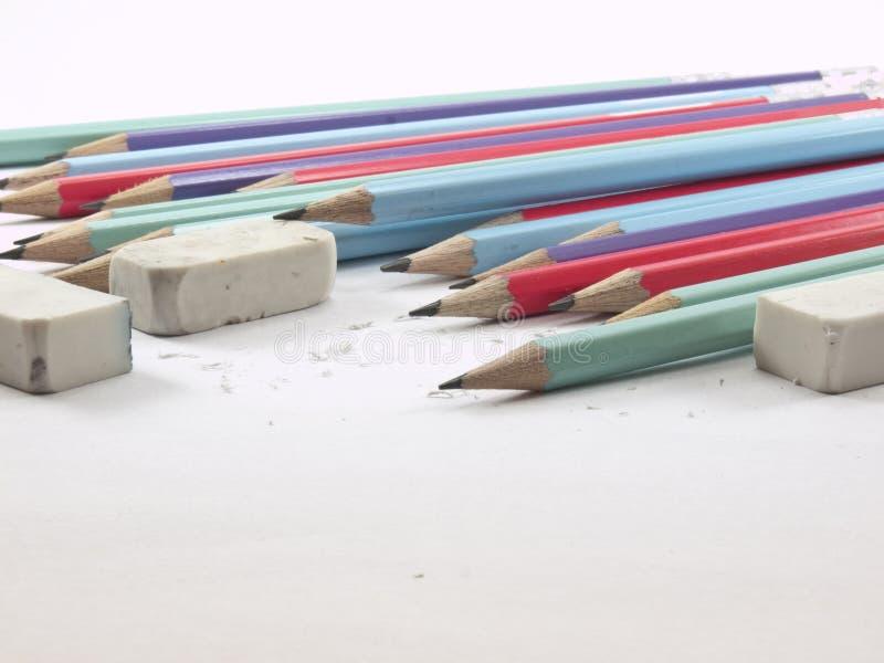 Γράψτε & δημιουργήστε την ιδέα στοκ εικόνες